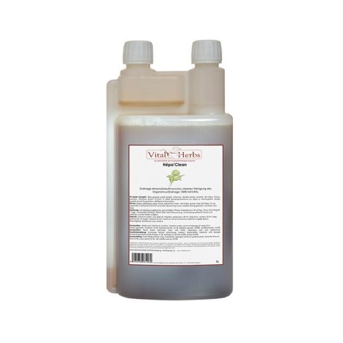 HEPA CLEAN VITAL HERBS S/R