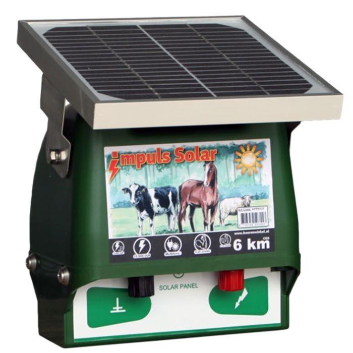BATTERY ENERGISER SOLAR IMPULS 6KMS