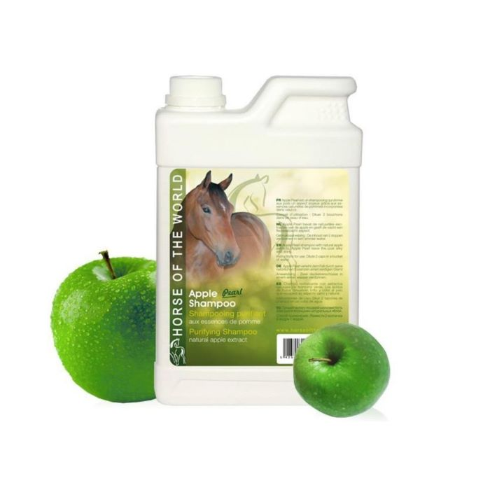 SHAMPOOING APPLE PEARL